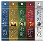 George R. R. Martin's A Game of Thrones 5-Book Boxed Set (Song of Ice and Fire...