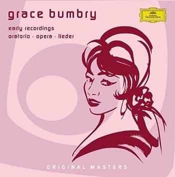 Grace Bumbry - Oratorio / Opera / Lieder