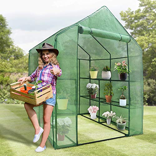 Portable greenhouse