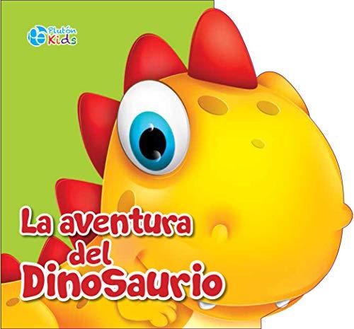 La Aventura del dinosaurio: 0 (Libros de Goma EVA)