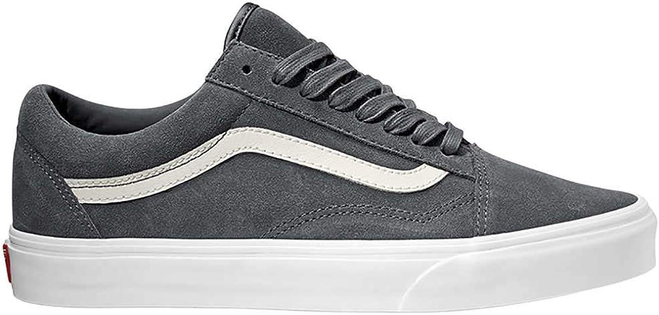 Vans Old Skool(Soft Suede) Sneakers Grigio Bianco G1VKE1 (45 ...