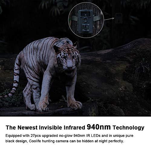 COOLIFE 16MP 1080P HD Wildkamera Fotofalle Erfahrungen & Preisvergleich