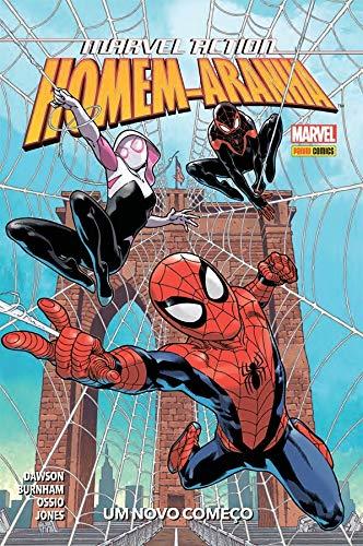 Marvel Action: Homem-aranha Vol. 1