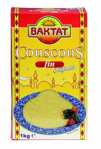 SUNTAT Arabischer Couscous fein , 1er Pack (1 x 1 kg Packung)