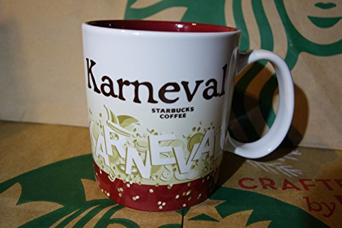 Starbucks Karneval Icon mug