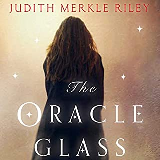 The Oracle Glass audiobook cover art