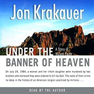 Under the Banner of Heaven Titelbild