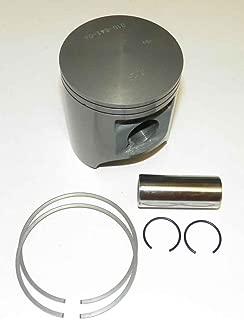 Kawasaki Piston Kit 1200 Ultra 150 1999-2005, 1200 STX-R 2002-2005 Models 3 Cylinder OEM# 13001-3730, 13001-3731 (1.00mm (80.87mm))