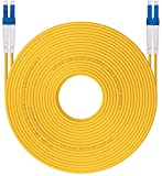 LC to LC Fiber Optic Patch Cable 50m(165ft),...