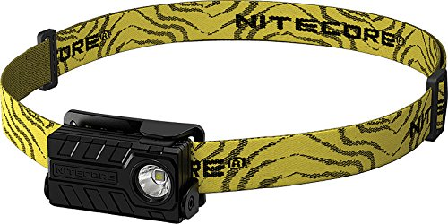 Nitecore NCNU20BK Lanterna,Unisex - Adulto, Negro, un tamaño