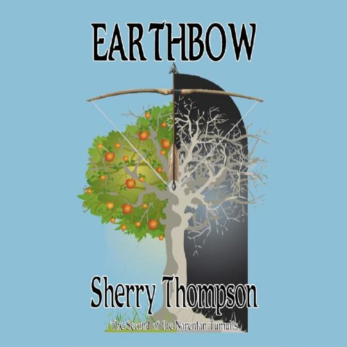 Earthbow audiobook cover art
