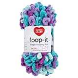 Red Heart Loop-It Yarn