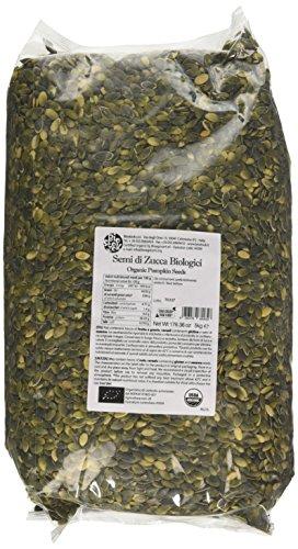 Probios Semi di Zucca Bio - Confezione da 5 kg
