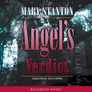 Angel's Verdict audiobook cover art