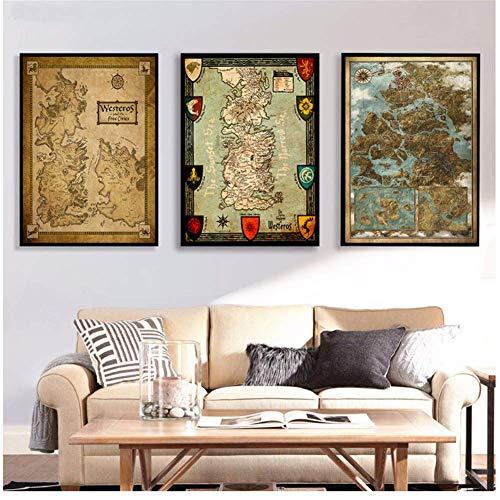 mapa juego de tronos fabricante zxianc