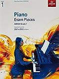 Piano Exam Pieces 2021 & 2022, ABRSM Grade 1: Selected from the 2021 & 2022 syllabus (ABRSM Exam Pieces)