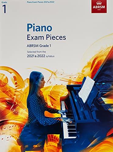 Piano Exam Pieces 2021 & 2022,...