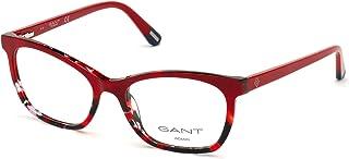 نظارات طبية من غانت GA 4095 054 أحمر هافانا