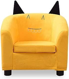 Cotton and Linen Children s Sofa  Cartoon Baby Single Sofa  Lazy Small Sofa Chair  Kindergarten School Chair 49 44cm A2