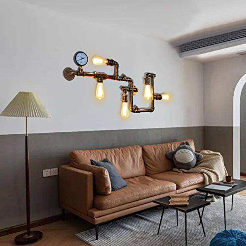 JHLBYL Lámparas de pared