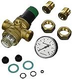 Honeywell d06f-am - Válvula reductora presión con manometro 3/4