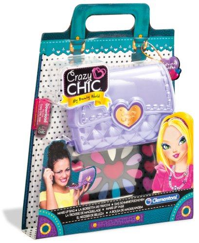 Clementoni - 15959.8 - La trousse de maquillage - Crazy Chick