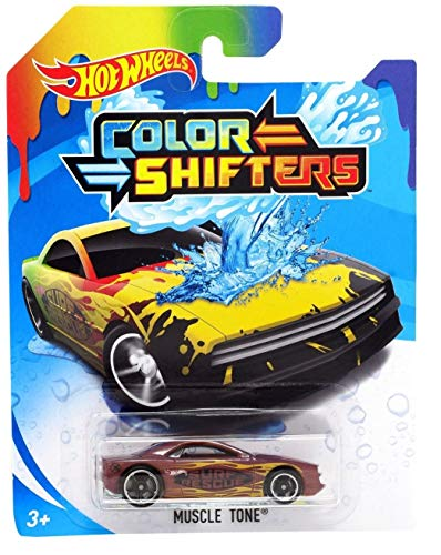 je 1 Spielzeugauto... Hot Wheels BHR15 1:64 Die-Cast Color Shifters Sortiment