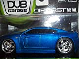 dub garage blue dodge charger 1;50 scale new