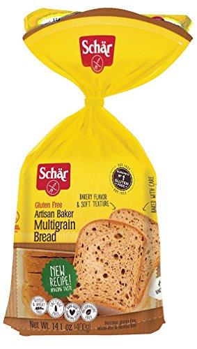 SCHAR   Bread-Multigrain/ [Gluten Free] 14.1 Oz [1 Pack]