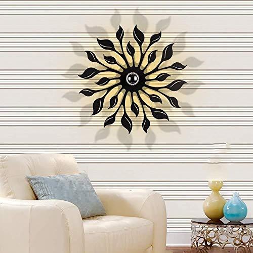 YONGYONGCHONG Linterna de Pared de Luz Creativa Brillante de la Sombra de la Lámpara de Pared de la Personalidad de la Sala de Estar Dormitorio Lámpara de la Mesita de la Lámpara del Pasillo de