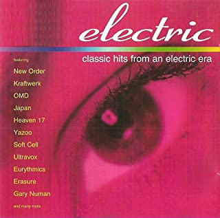 80s New Wave / Electro Hits (Compilation CD, 19 Tracks)