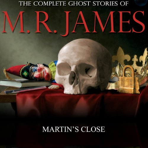 Martin's Close audiobook cover art