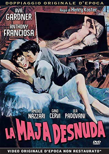 Dvd - Maja Desnuda (La) (1 DVD)