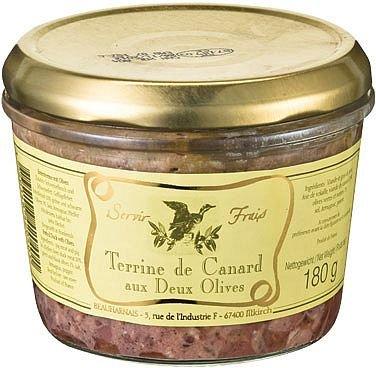 Ententerrine mit Oliven 180 g