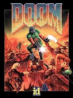 PhotoSight Doom Original Video Game Retro Art 24x18 Print Poster