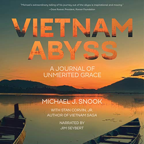 Vietnam Abyss audiobook cover art