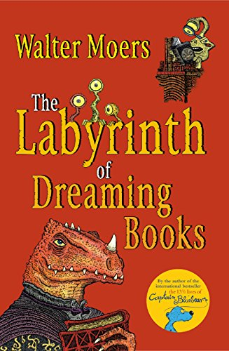 The Labyrinth of Dreaming Books (Zamonia 5)