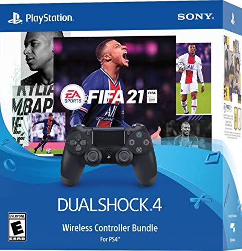 SONY PS4 DUALSHOCK 4 CON FIFA 21 DESCARGABLE