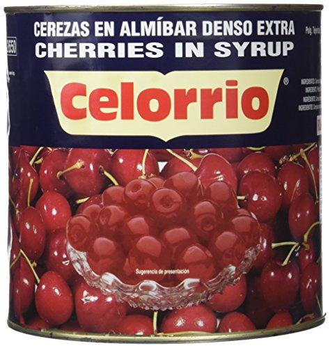 Celorrio 20 - 20027 Cerezas Rojas Almibar Extra Lata - 3 kg