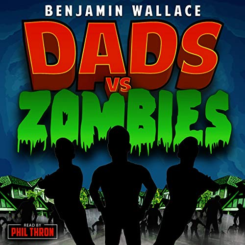 Dads vs. Zombies cover art