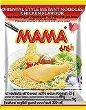 MAMA Noodles Chicken - Pacco da 30 x 55 g...