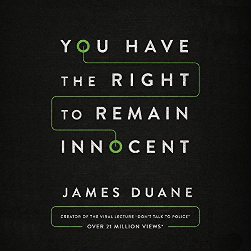 You Have the Right to Remain Innocent cover art