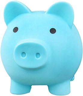Windy5 Argent Cartoon Animaux Boîte d'épargne Cash Collection Tirelire Enfant Jouet Enfants Cadeaux Décoration de Maison (...