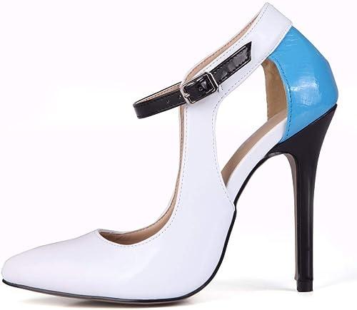 GRHWTAS Chaussures à Talons Aiguilles pour Femmes avec Bout Pointu Pointu et Talons Aiguilles pour Chaussures à Talons Hauts pour Pompes  authentique en ligne