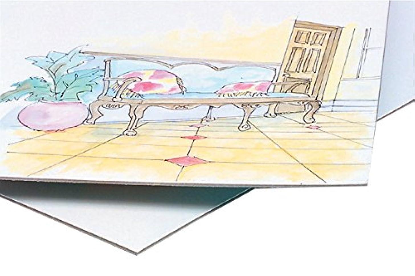 Crescent 405111 Professional Grade Illustration Board, Heavy Weight, 15