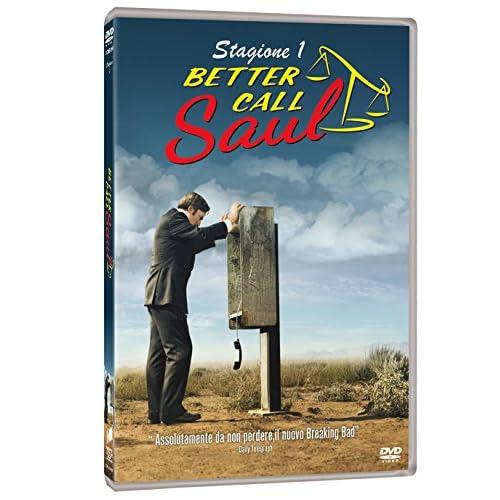 Better Call Saul St.1 (Box 3 Dvd)