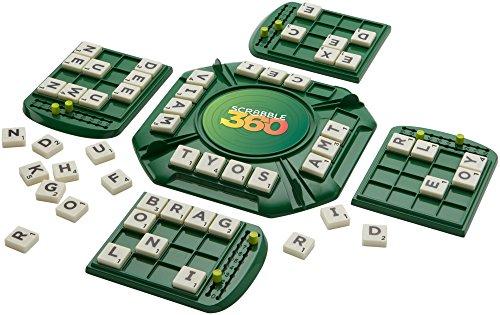 Mattel Games Scrabble 70 aniversario, juego de mesa (Mattel GCT20) , color/modelo surtido
