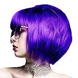 Tintura Per Capelli Semi-Permanente 100ml Crazy Color (Violetta)