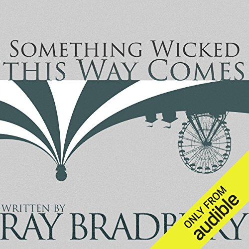 Something Wicked This Way Comes audiobook cover art