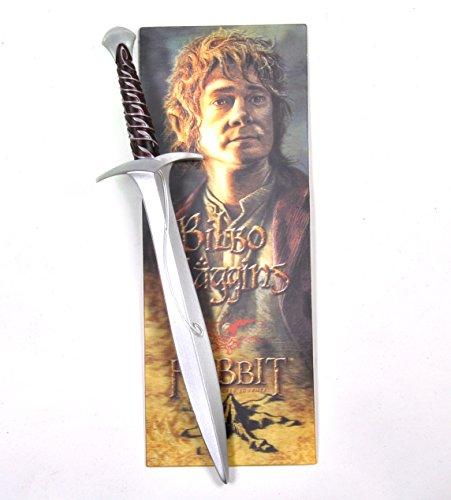 GGS Colección Noble NN1217 - El Señor de los Anillos: Pluma y Bookmark Sting
